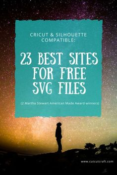 Best sources for free SVG cut files that work with Cricut and Silhouette