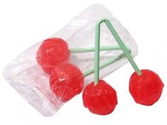 Used to be excited that I got two lollies in one!