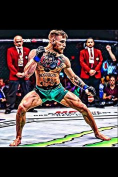 Conor mcgregor it's red pantie night when you fight me...
