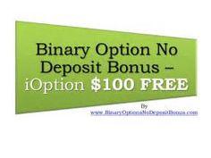 Suche Binary options no deposit bonus. Ansichten 175457.