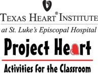 Small Heart Activities for the classroom- would be good for High School kids to add on to the Circulatory system.