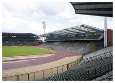 Stade Roi Bauduin, Heysel, Bruselas, Bélgica. Capacidad 50.100 espectadores, Equipo local Selección Bélgica. El partido inaugural lo disputaron las selecciones de Bélgica y Holanda.