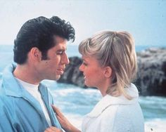 Wouldn't it be #romantic to visit the exact #beach featured in #Grease ? #JohnTravolta #OliviaNewtonJohn