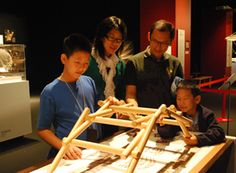 Build Leonardo's Arched Bridge scroll down to bottom of page for activity links!!