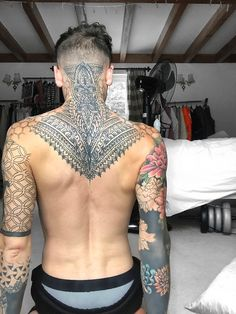 The way we live and the things we love Tattoos Motive, Boy Tattoos, Head Tattoos, Black Tattoos, Body Art Tattoos, Stomach Tattoos, Tattoo Ink, Neck Tattoo For Guys, Back Of Neck Tattoo