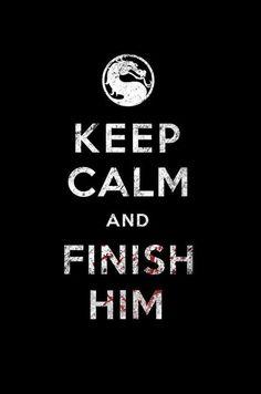 God Save the Mortal Kombat