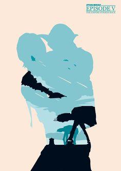 Star Wars - Episode V by abonny.deviantart.com on @deviantART
