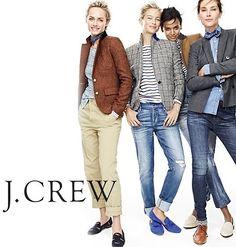Blazer, Jeans, Flats … J.Crew immer Blazers, Jeans, Flats … J.Crew always … Blazer Jeans, Blazer Outfits, Tweed Blazer, Tomboy Fashion, Work Fashion, Fashion Outfits, Womens Fashion, Mode Outfits, Fall Outfits