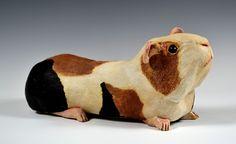 Meet Crispin, a little tortiseshell piggy with a big imagination.