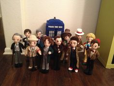 CRAFTYisCOOL: Doctor Who Patterns! MUST MAKE ALL THE DOCTORS!!!!!!!! Patterns for sale