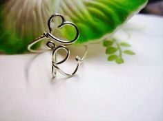 Love R ring.adjustable personalized hand twisted heart and initial ring in sterling silver. R Letter Design, Alphabet Design, Iphone Wallpaper Quotes Love, Name Wallpaper, Letter R Tattoo, Love Images With Name, Stylish Letters, Stylish Alphabets, Beautiful Flowers Wallpapers