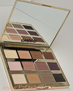 The @tartecosmetics Cosmetics #tartecosmetics Tartelette Amazonian Clay Matte Eyeshadow Palette, Swatches, Review, and Palette of the Season!! - via @polarbelle