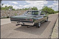 1967 Dodge Coronet R/T  440 CI, Unrestored  #MecumDallas