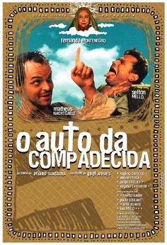 O Auto da Compadecida - o Super filme brasileiríssimo.