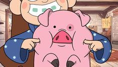 """I got Waddles! Which """"Gravity Falls"""" Character Are You Based On Your Zodiac Sign?"""