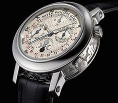 Patek Philippe 5002G Platinum Watch