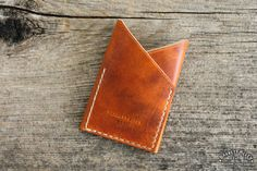 Revelation Wallet in Annatto Roo 1
