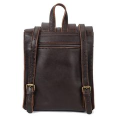Heritage Vintage Leather Mini Backpack has a raw vintage look. Buy vintage brown leather backpack for men and women use as your every day carry bag. FREE Shipping! Vintage Leather Backpack, Leather Backpack For Men, Leather Bag, Unique Bags, Carry Bag, Mini Backpack, Leather Craft, Messenger Bag, Satchel