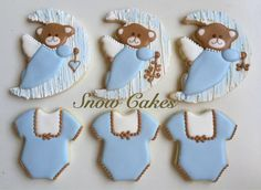 Baby Shower | Cookie Connection