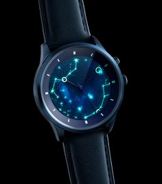Stargazer's Constellation Watch Is An Astronomer's Favorite Piece Of Time & Space For Their Wrist Many watch brands are now creating themed type watches, and, if you know someone who is obsessed with the stars, then the Stargazer's watch will mak. Big Dipper Little Dipper, Kids Fathers Day Gifts, Contemporary Candles, Lasso The Moon, Gorgeous Movie, Beautiful, Unique Gifts For Men, Watch Brands, Stargazing