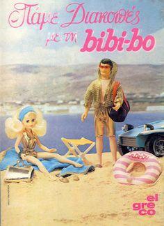 bibi-bo My Childhood Memories, Childhood Toys, Old Commercials, Old Advertisements, Ads, 80s Kids, Old Toys, Vintage Dolls, Nostalgia