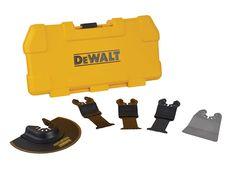 DeWalt DT20715-QZ Juego de 5 hojas de sierra para multi-herramienta DT20701-QZ: Amazon.es: Bricolaje y herramientas Work Tools, Germany, Band Saw Blade, Tools, Diy, Games, Leaves, Deutsch