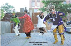 Haudenosaunee Singers and Dancers - From Facebook - https://www.facebook.com/pages/Native-Man/365939090146674