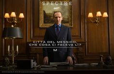 A new selection of images from SPECTRE includes Daniel Craig as James Bond, Christoph Waltz as Oberhauser, Ralph Fiennes as M, Ben Whishaw as Q, Jesper Christensen as Mr. New James Bond, James Bond Movies, Ralph Fiennes, Daniel Craig, Spectre 2015, 007 Spectre, Christoph Waltz, Judi Dench, Bond Girls
