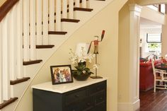 Nantucket in So Cal - traditional - staircase - los angeles - Darci Goodman Design