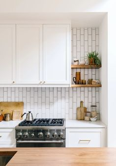 Designing Brick Kitchens for Your Style Home   Fireclay Tile Kitchen Backsplash, Kitchen Cabinets, Denver, Glazed Brick, Fireclay Tile, Thin Brick, Color Tile, Victorian Homes, Interiores Design