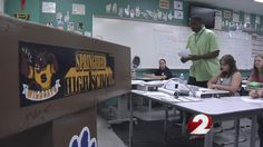 What's behind the quietest class in the Miami Valley? Behind, Miami, Classroom, Student, Learning, News, Class Room, College Students, Education