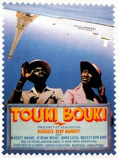 A Viagem Da Hiena / Touki Bouki (1973)