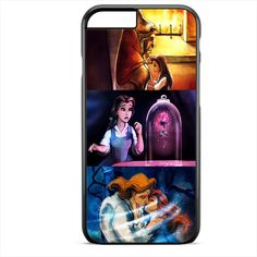 Beauty And The Beast Story TATUM-1709 Apple Phonecase Cover For Iphone SE Case