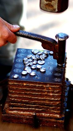 Lucky Coins, Sigulda, Latvia