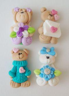 Mini Mix Set Fairy Sweater Letter Flower by rainbowdayhappy, $9.50