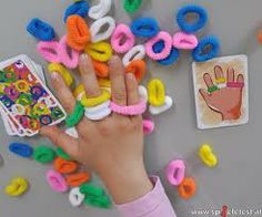 LOTS of activities on this Spanish language site. Motor Activities, Infant Activities, Finger Gym, Funky Fingers, Fine Motor Skills, Kids Education, Preschool Activities, Early Childhood, Kids Learning