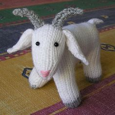 Fester The Whole Goat - Free Pattern