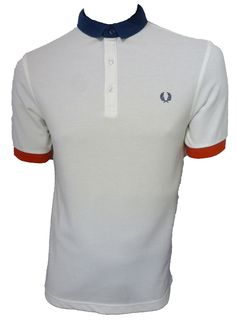 0e75b6f31 M2270 Block Collar Polo Shirt from Apacheonline.co.uk Fred Perry, Designer  Clothes