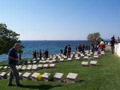 ANZAC Cove, Turkey  http://jouljet.blogspot.com/2005/04/remembering-anzacs.html