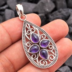 Filigree Jewelry, Metal Jewelry, Pendant Jewelry, Sterling Silver Jewelry, Jewelry Rings, Handmade Silver, Handcrafted Jewelry, Silver Pendants, Stone Pendants