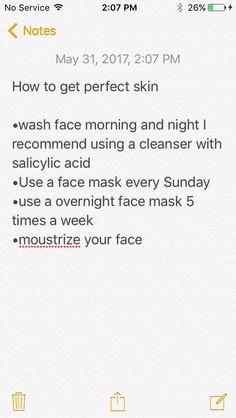 Part 2•skin glow up