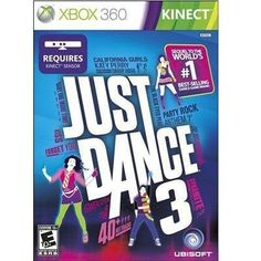 Ubisoft 52677 Just Dance 3 X360 Kinect -- Click on the image for additional details. Note:It is Affiliate Link to Amazon.