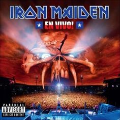 Iron Maiden - En Vivo! [Explicit Lyrics] (CD)