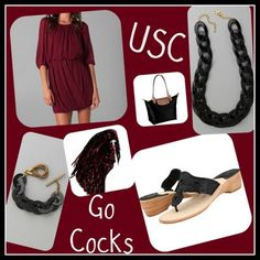 Gameday Gear #ColonialLifeArena #CLAevents #FamouslyHot #ColumbiaSC #SCTweets #CLAambassador #Gamecocks