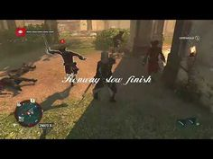 Kenway slow finish - YouTube Assassin's Creed Videos, It Is Finished, Youtube, Youtubers, Youtube Movies