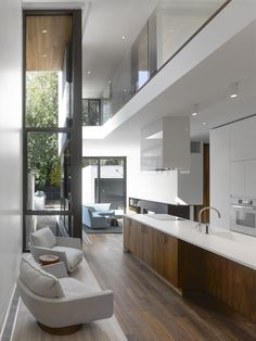 Moore Park Residence by Drew Mandel Architects (5)