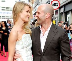 Exclusive! Jason Statham is planning on proposing to girlfriend of 3 years Rosie Huntington-Whiteley