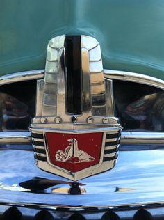 Holden FJ. Holden Australia, Car Hood Ornaments, Australian Cars, Car Signs, Car Badges, Old Pickup, Custom Vans, Drag Cars, Aussies