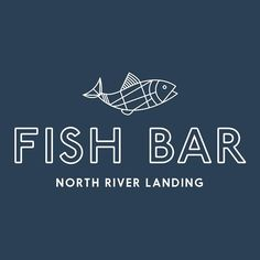 The Twelve Days Of Logos, Day 2: We were quite happy to create the identity for New York's Fish Bar, a restaurant and lounge housed within a 3-story, 160-foot yacht on the Hudson River. The boat sails nightly around New York Harbor and down to the Statue Of Liberty.