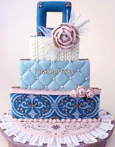 Wedding Cake Cookies, Cookie Cake Birthday, Barcelona, Royal Icing, Decorative Boxes, Instagram, Cake Flowers, Cookies, Barcelona Spain